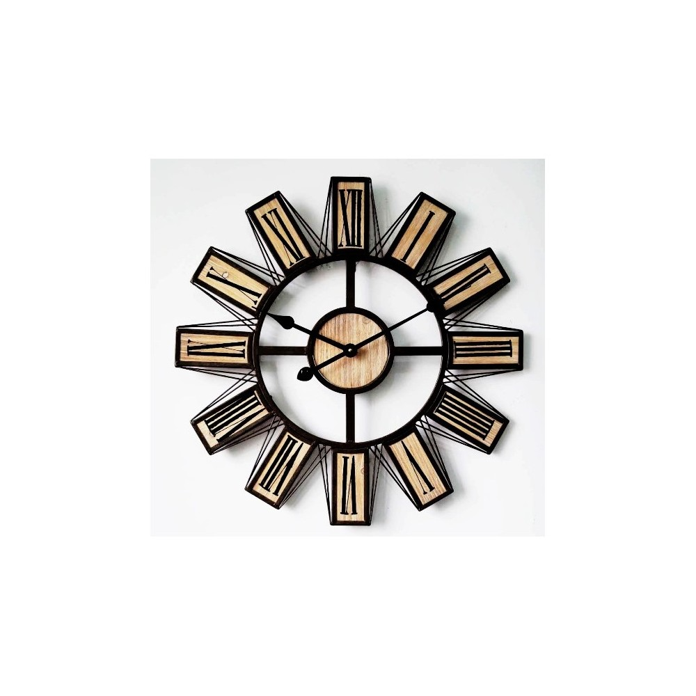 Wall Clocks Concepts in Time Black