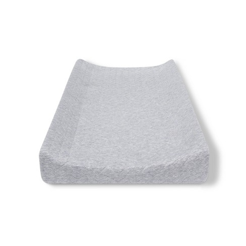 Changing Pad Cover Gray - Cloud Island™ - image 1 of 1