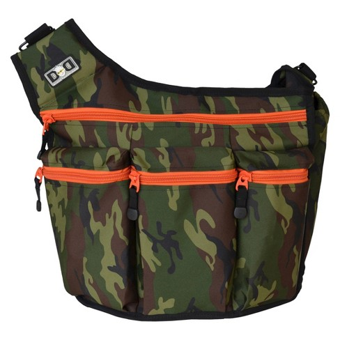 Diaper Dude Bag Camouflage