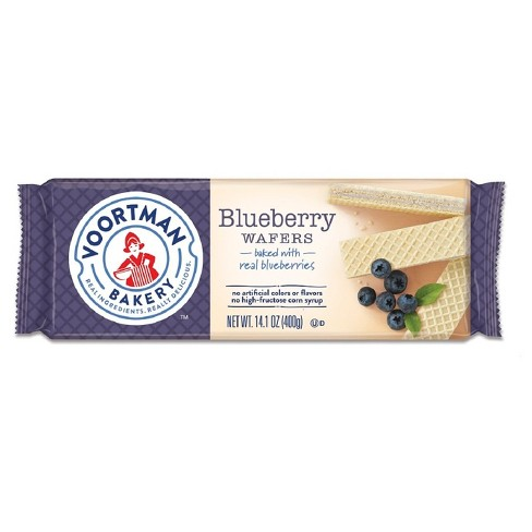 Voortman® Blueberry Wafers - 14.1oz - image 1 of 1