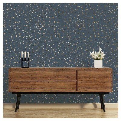 Devine Color Celestial Peel and Stick Wallpaper - Compass and Karat