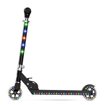 Jetson Jupiter Kids' Kick Scooter with LED Lights