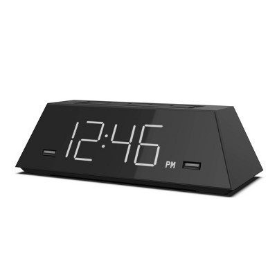 Prism Alarm Clock Black - Capello