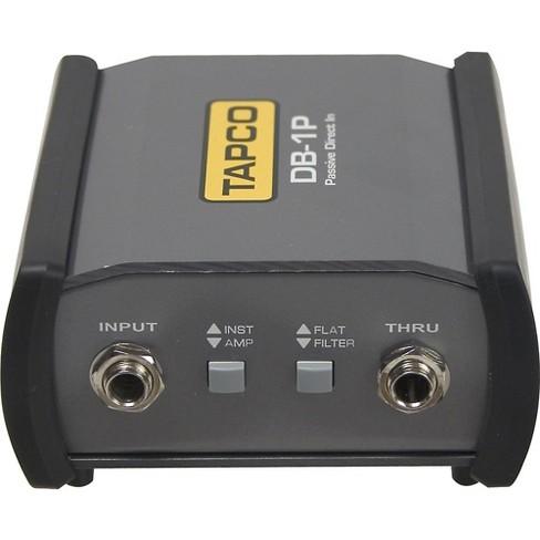 Tapco DB-1P Passive Direct Box - image 1 of 5