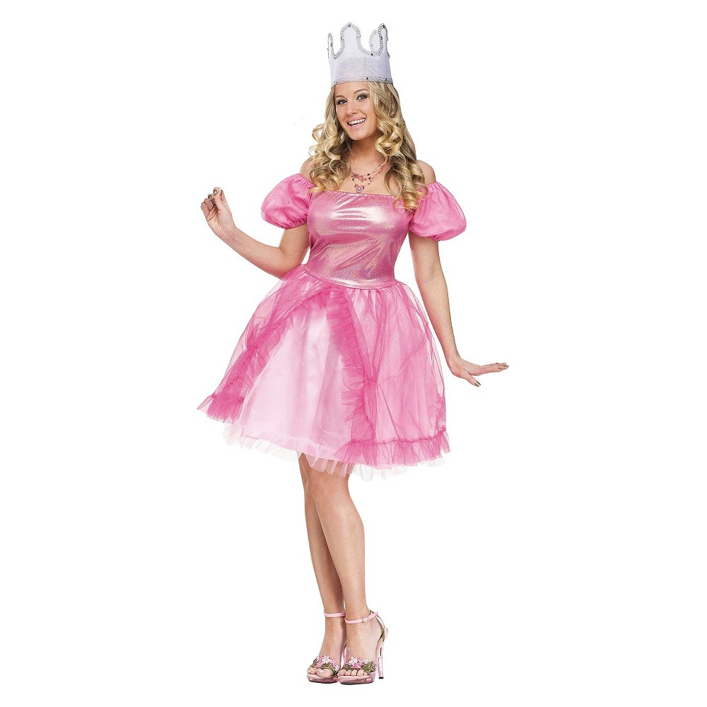 Women's Good Witch Costume One Size, Pink