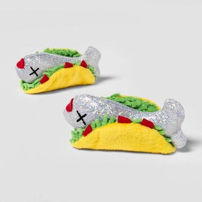 Glitter Fish Tacos Cat Toy - 2pk - Boots & Barkley™