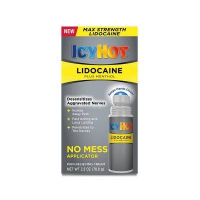 Icy Hot Lido No Mess Applicator -2.5oz