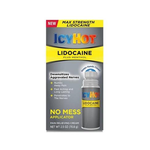 Icy Hot Lido No Mess Applicator -2.5oz - image 1 of 4
