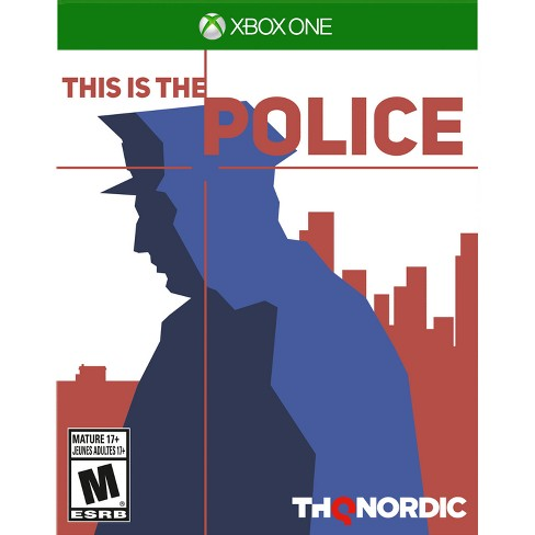 This is the Police Xbox One - image 1 of 4
