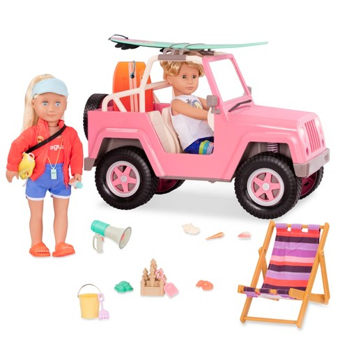 Our Generation Deluxe Going to the Beach Set with Seabrook Doll - image 1 of 6