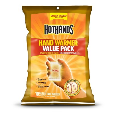 HotHands 10 Pair Hand Warmers