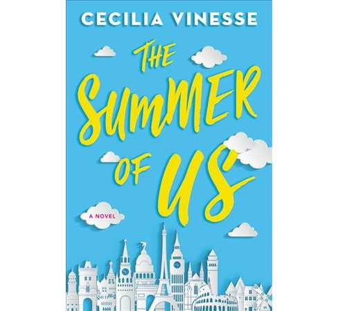 Summer of Us -  by Cecilia Vinesse (Hardcover) - image 1 of 1