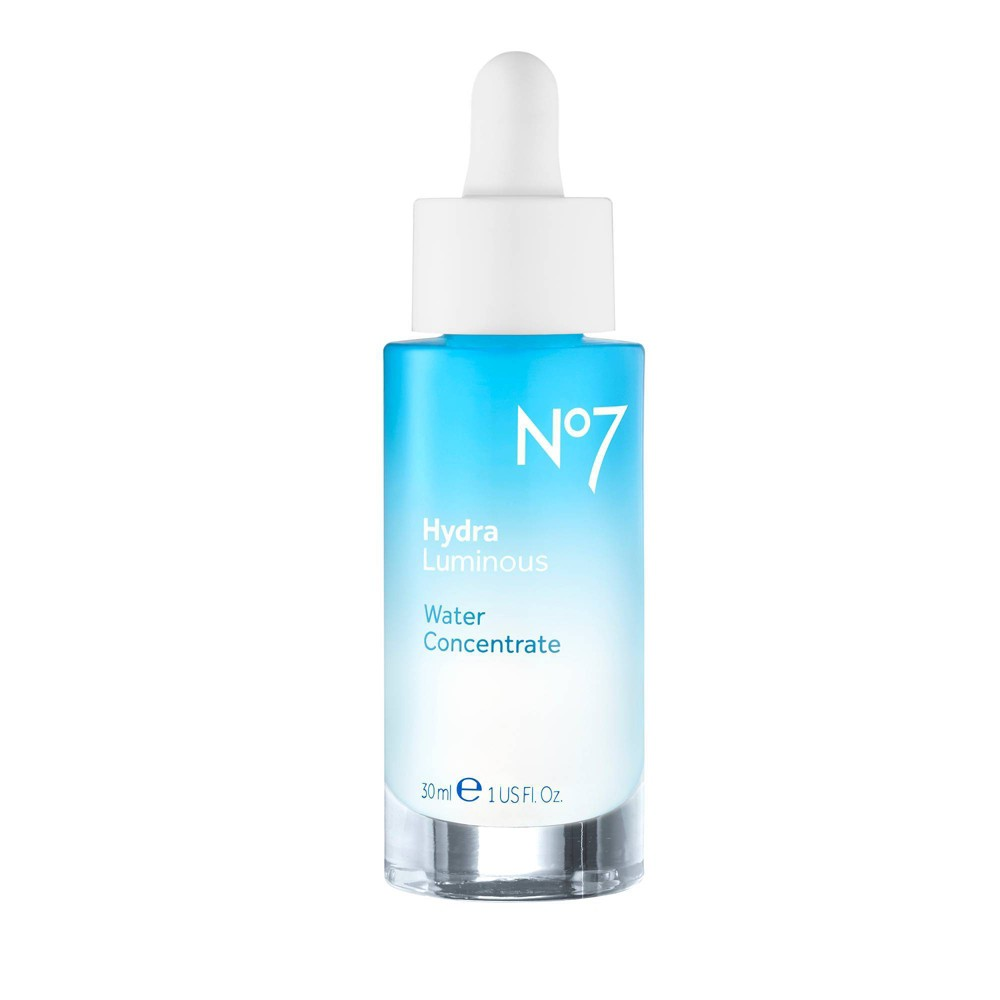Image of No7 HydraLuminous Water Concentrate - 1 fl oz