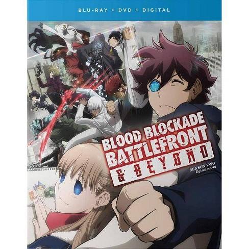 Blood Blockade Battlefront & Beyond: Season 2 (Blu-ray) - image 1 of 1