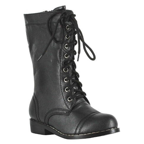 Combat Boots For Toddlers