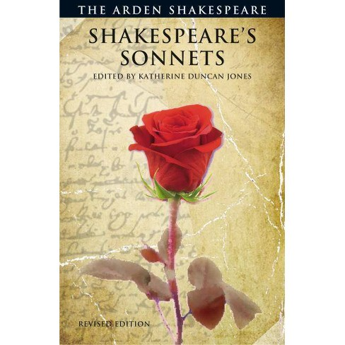 Shakespeare's Sonnets - (Arden Shakespeare Third (Paperback)) by  William Shakespeare (Paperback) - image 1 of 1