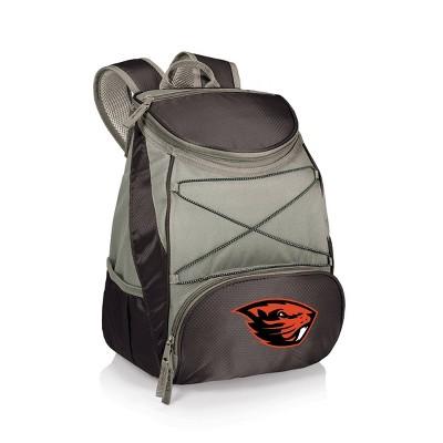 NCAA Oregon State Beavers PTX Backpack Cooler - Black
