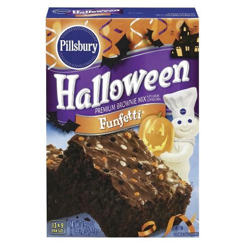 Pillsbury Halloween Funfetti Brownie Mix - 19.4 oz - image 1 of 1