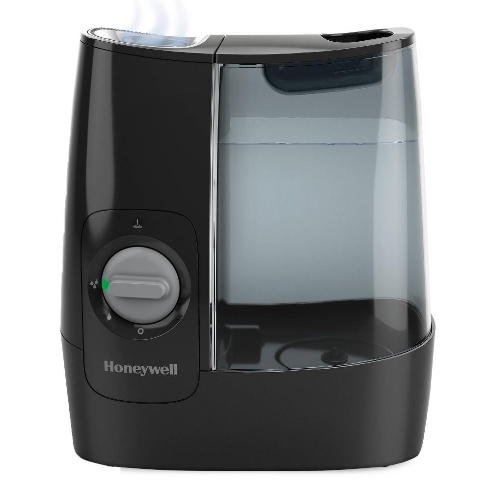 Warm Mist Humidifier Black - Honeywell