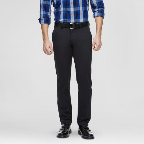 4c257a689d41ae Haggar H26 - Men's Big & Tall Slim Fit Stretch Chino Pants : Target