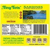 King Oscar Tiny Tots Sardines in Olive Oil - 3.75oz - image 2 of 4