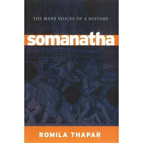 Somanatha - by  Romila Thapar (Paperback) - image 1 of 1