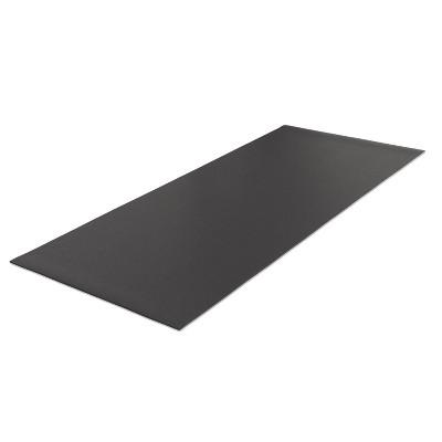 XTERRA Fitness 3'x7' Equipment Mat - Black (6mm)