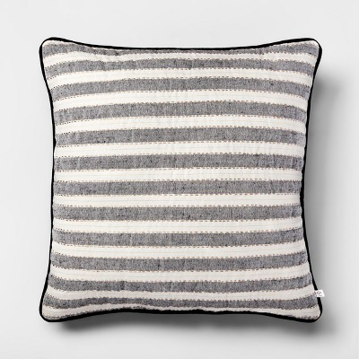 Throw Pillow - Stripes - Hearth & Hand™ with Magnolia