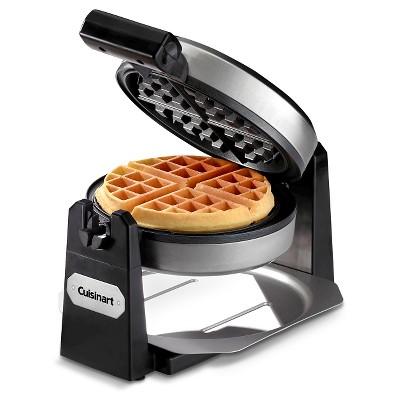 Cuisinart Belgian Waffle Maker - Stainless Steel -WAF-F10P1