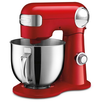 Cuisinart® 5.5 Qt. Stand Mixer -Red SM-50R
