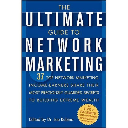 The Ultimate Guide to Network Marketing - (Paperback) - image 1 of 1