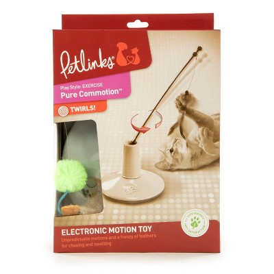 Petlinks Pure Commotion Electronic Motion Cat Toy