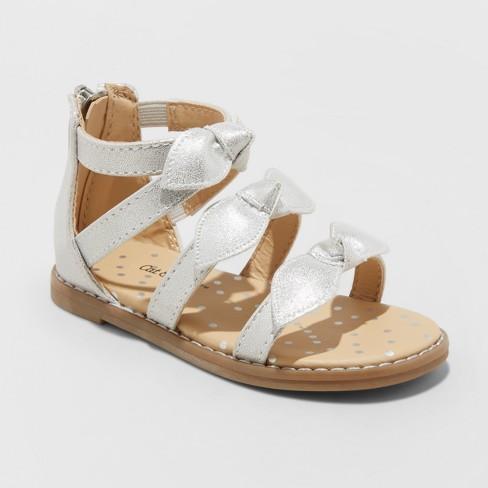 660810b95 Toddler Girls  Darbi Two Piece Ghillie Slide Sandals - Cat   Jack ...