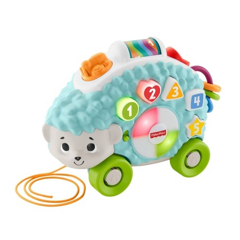 Fisher-Price Linkimals Happy Shapes Hedgehog - image 1 of 4