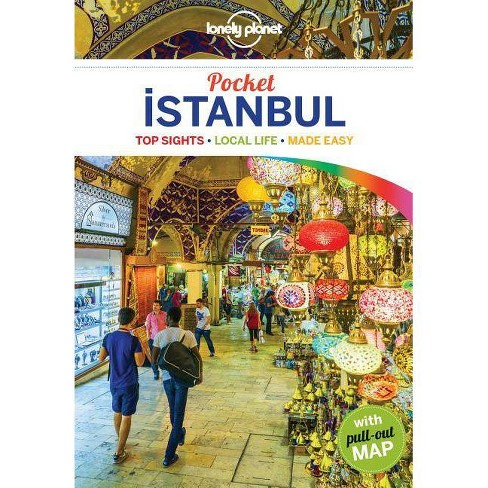 Lonely Planet Pocket Istanbul - (Travel Guide) 6 Edition by  Virginia Maxwell (Paperback) - image 1 of 1