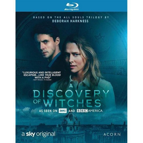 A Discovery of Witches: Season One (Blu-ray)(2019) - image 1 of 1