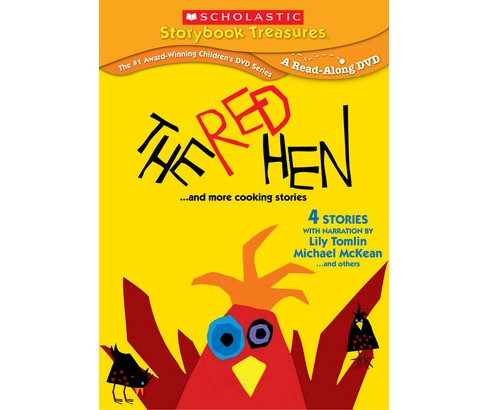 Red hen and more cooking stories (DVD) - image 1 of 1