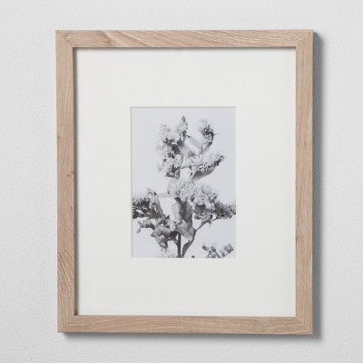 Single Image Frame Alabaster Oak Light Beige 5 x7  - Made By Design™