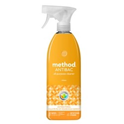 Method Citron Antibacterial All Purpose Spray - 28 fl oz