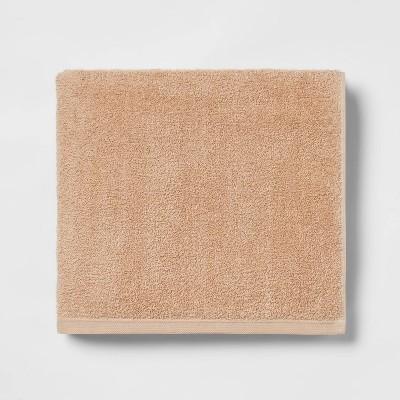 Everyday Bath Towel Tan - Room Essentials™
