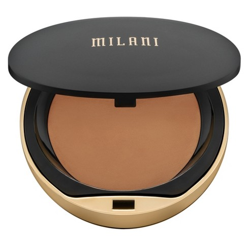 Milani Conceal + Perfect Shine-Proof Powder 09 Deep - 0.42oz - image 1 of 2