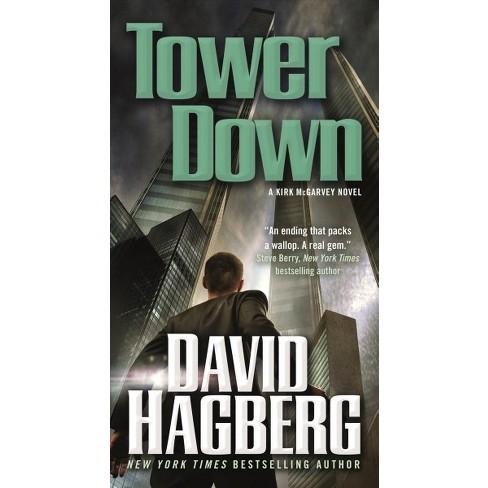 Tower Down Reprint Kirk Mcgarvey By David Hagberg Paperback