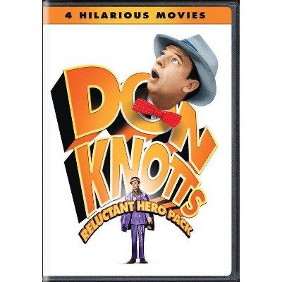 Don Knotts: Reluctant Hero Pack (DVD)