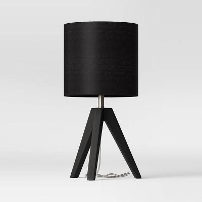 Tripod Accent Lamp Black - Project 62™