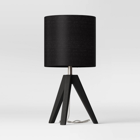 Tripod Accent Lamp Black  - Project 62™ - image 1 of 4