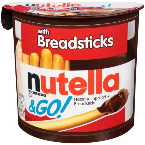 Nutella & Go! Hazelnut Spread & Breadsticks - 1.8oz - image 1 of 4