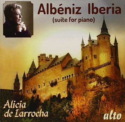 Alicia de larrocha - Albeniz:Iberia (CD) - image 1 of 1