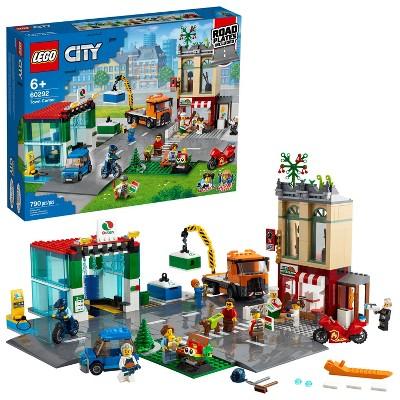 LEGO City Town Center Building Kit 60292