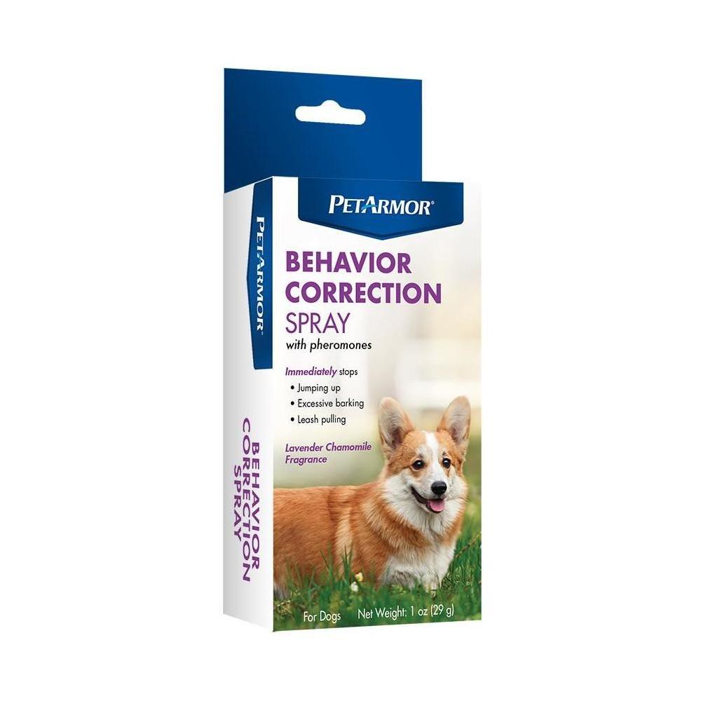 PetArmor Behavior Correction Spray, for Dogs
