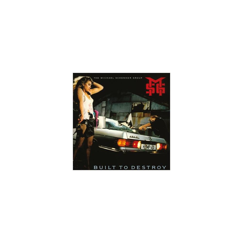 Michael Gr Schenker - Built To Destroy (Vinyl)